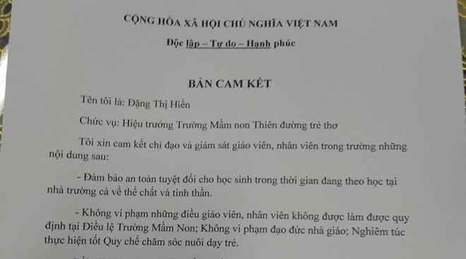 Hà Nội: Bé trai 4 tuổi nghi bị cô giáo mầm non cấu chảy máu vùng kín-2