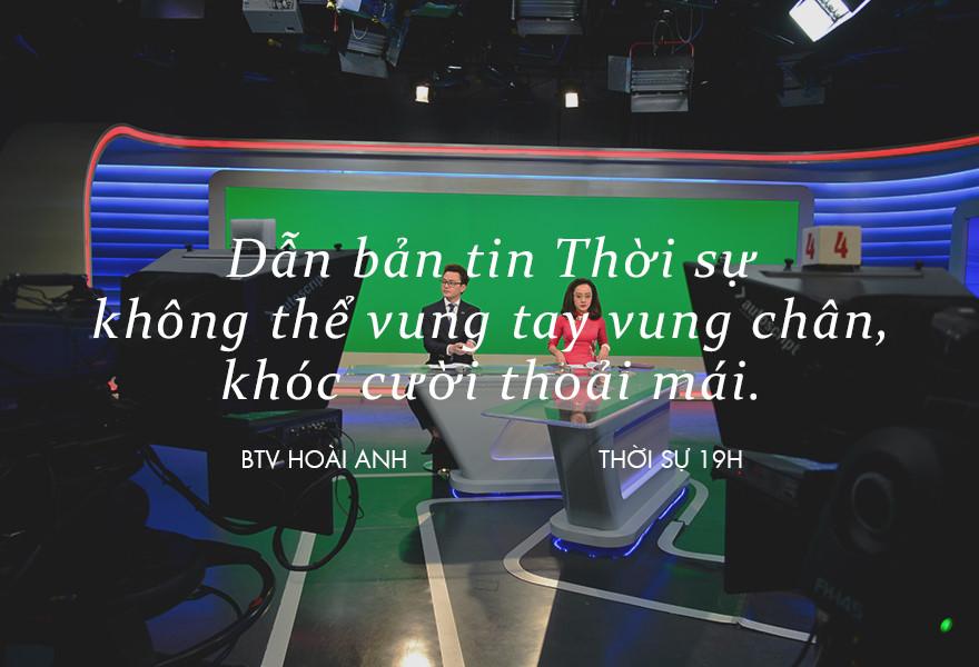 BTV Hoài Anh: Đúng, tôi là một biên tập viên giàu có