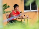 Đình Trọng đượm buồn nói lời chia tay đội tuyển Việt Nam-2