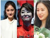 Top khoảnh khắc kém sắc gây sốc của dàn đại mỹ nhân năm 2018: Park Min Young phải chào thua mỹ nhân này?