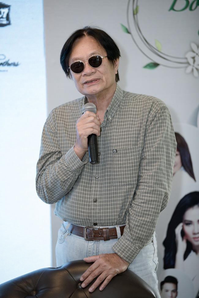 Nhạc sĩ Dương Thụ gây tranh cãi khi chê bai: Sơn Tùng không đủ duyên dáng để tham gia Duyên dáng Việt Nam-2