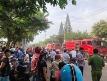 Đồng Nai: Cháy lớn tại nhà hàng Ruby, 6 người thiệt mạng, 1 người nguy kịch