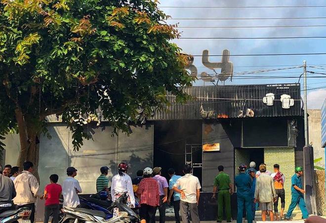 Vụ cháy nhà hàng ở Đồng Nai khiến 7 người thương vong: Nguyên nhân do thi công hàn xì-1
