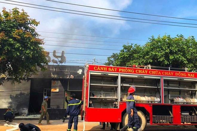 Vụ cháy nhà hàng ở Đồng Nai khiến 7 người thương vong: Nguyên nhân do thi công hàn xì-2