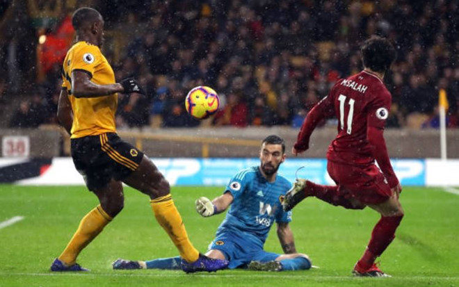Salah tỏa sáng, Liverpool giành trọn 3 điểm trên sân của đội tân binh-1