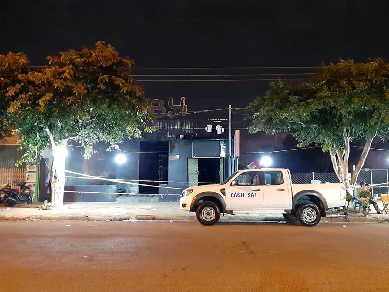 Vụ cháy nhà hàng 6 người chết: Các nạn nhân không có lối thoát-1