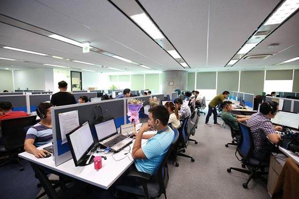 Sức hút ngành công nghiệp phần mềm ở Việt Nam-1