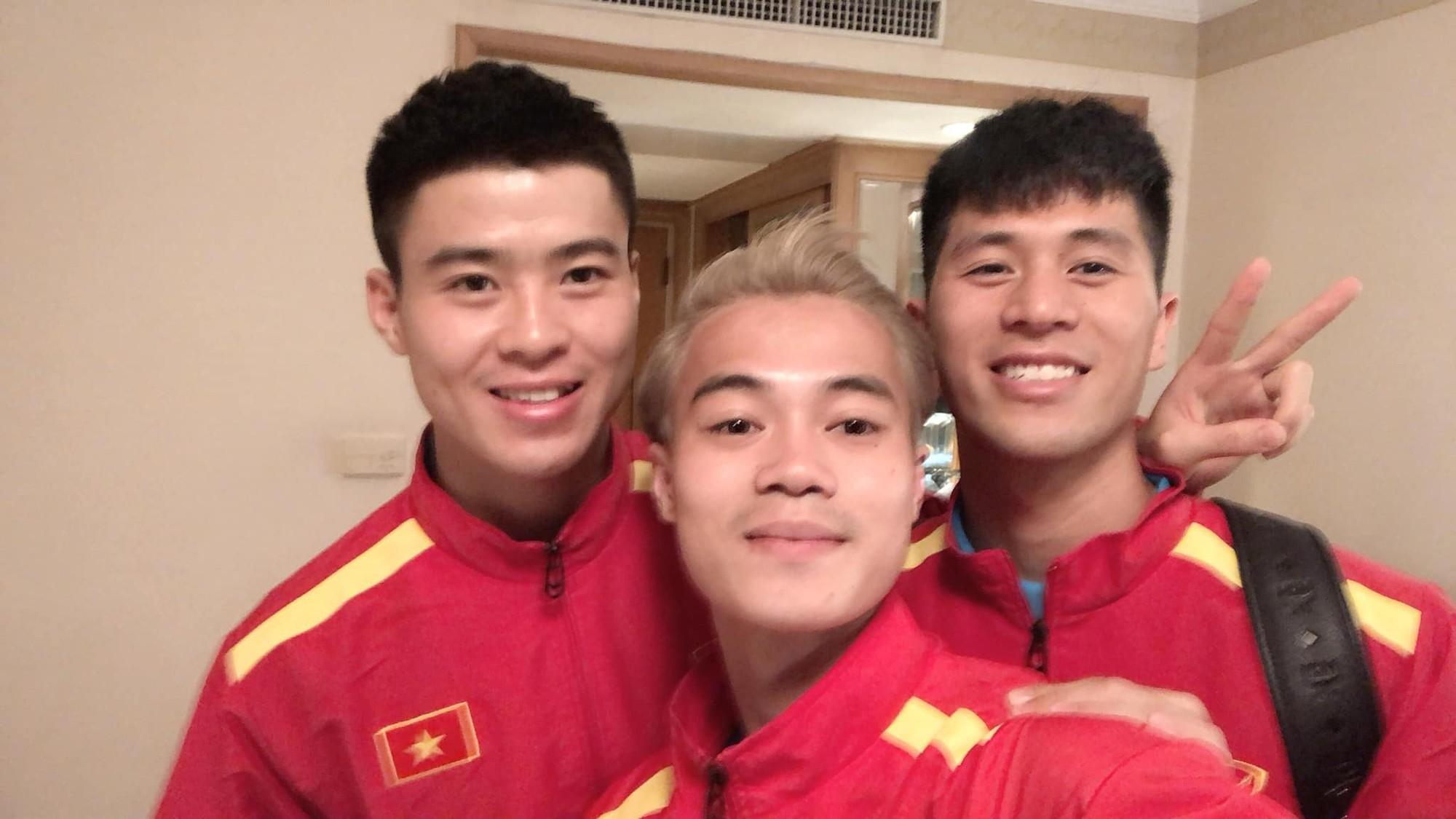 Đình Trọng đượm buồn nói lời chia tay đội tuyển Việt Nam-1