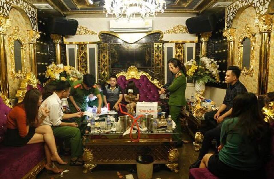 Phó Giám đốc ngân hàng bị bắt trong vụ chơi ma túy tập thể tại Hà Tĩnh-2