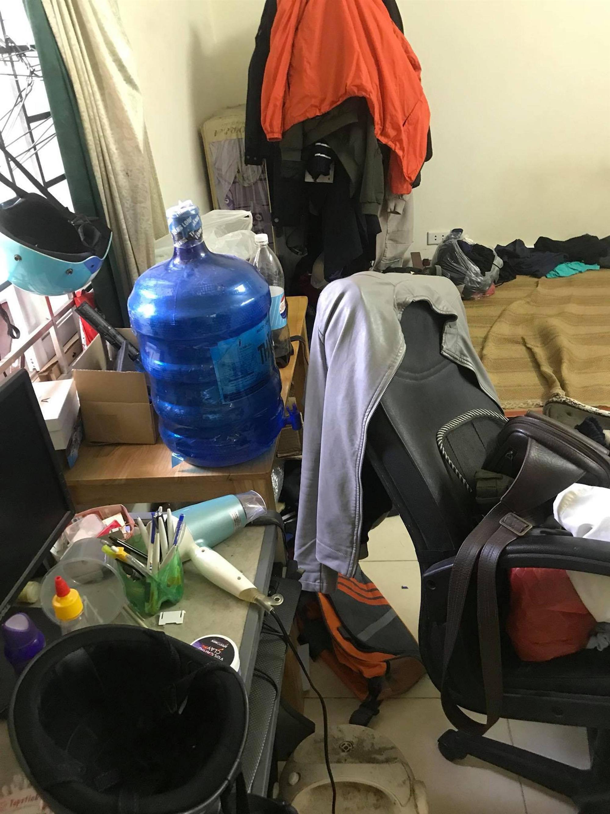 Tổng hợp những phòng trọ sinh viên bẩn nhất 2018, khi các thánh ở dơ ra ngoài áo quần lồng lộn nhưng về nhà bừa bộn không chịu nổi-2