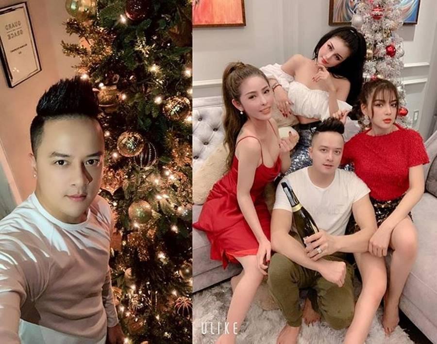 Sao Việt nô nức trang hoàng nhà cửa chờ đón Giáng sinh-1