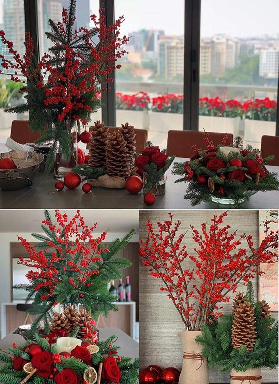 Sao Việt nô nức trang hoàng nhà cửa chờ đón Giáng sinh-3