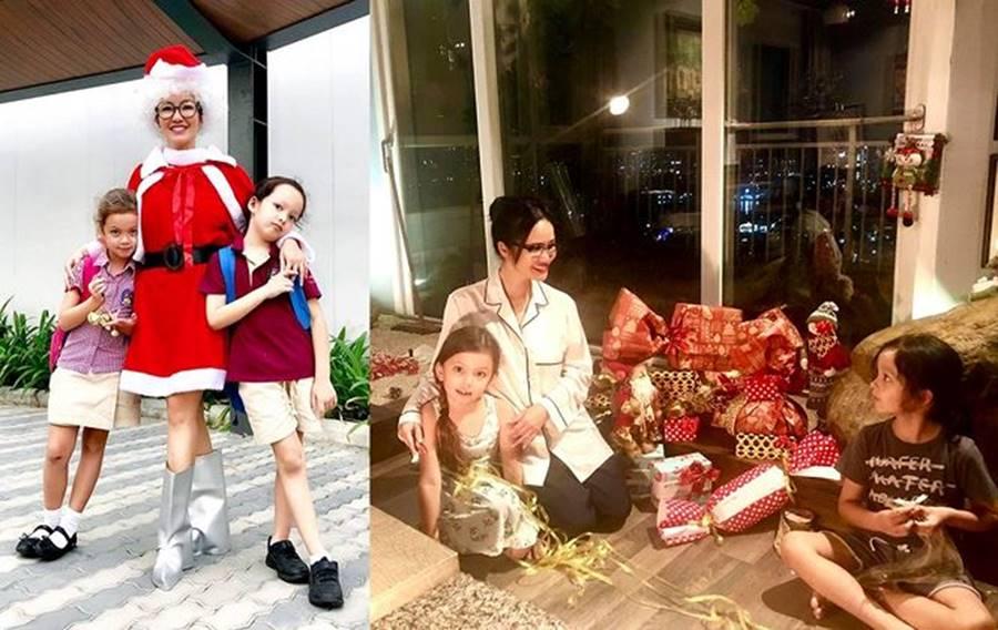 Sao Việt nô nức trang hoàng nhà cửa chờ đón Giáng sinh-5