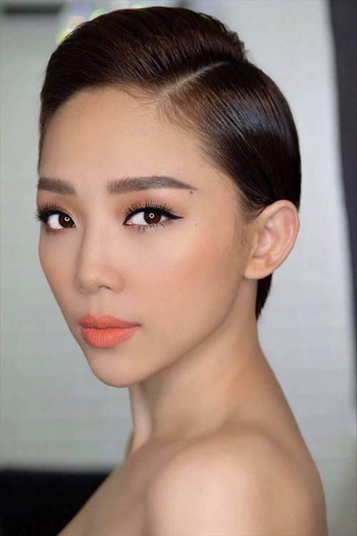 Sao Việt để tóc tomboy: HHen Niê, Hương Giang đẹp xuất sắc, Hari nhìn không nhận ra-4