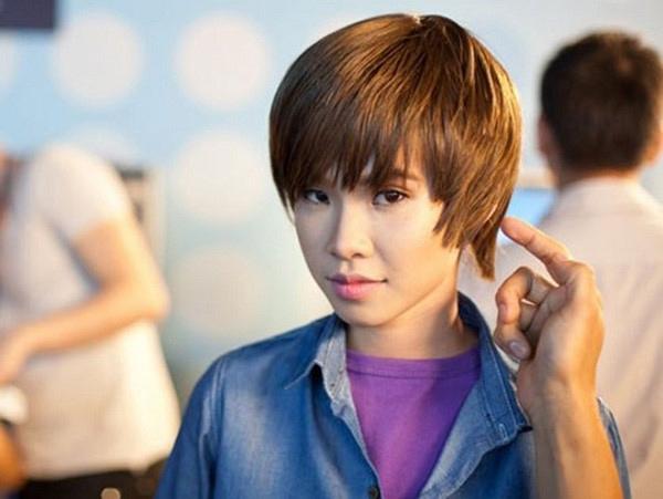 Sao Việt để tóc tomboy: HHen Niê, Hương Giang đẹp xuất sắc, Hari nhìn không nhận ra-5