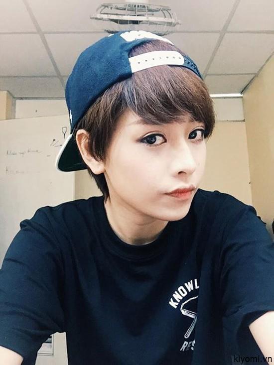 Sao Việt để tóc tomboy: HHen Niê, Hương Giang đẹp xuất sắc, Hari nhìn không nhận ra-6