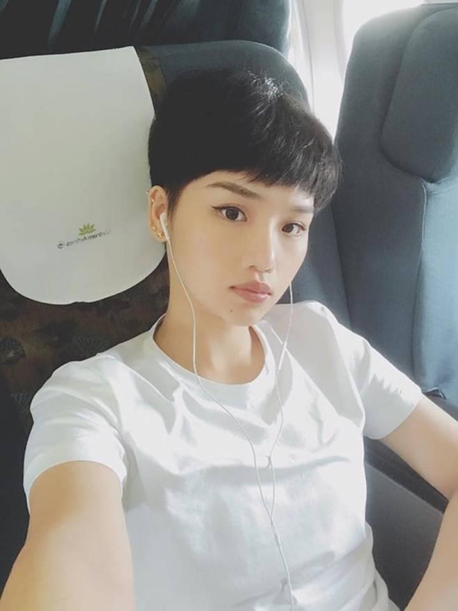 Sao Việt để tóc tomboy: HHen Niê, Hương Giang đẹp xuất sắc, Hari nhìn không nhận ra-8