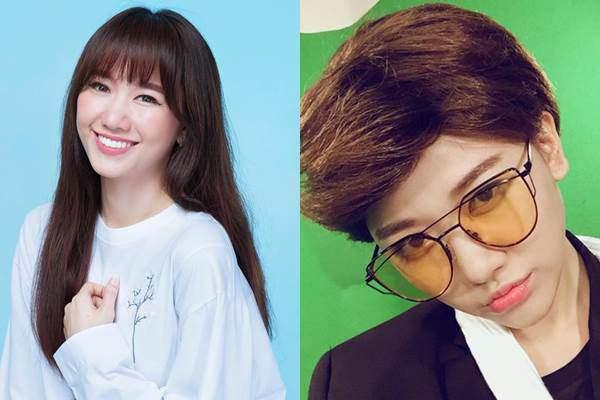 Sao Việt để tóc tomboy: HHen Niê, Hương Giang đẹp xuất sắc, Hari nhìn không nhận ra-10