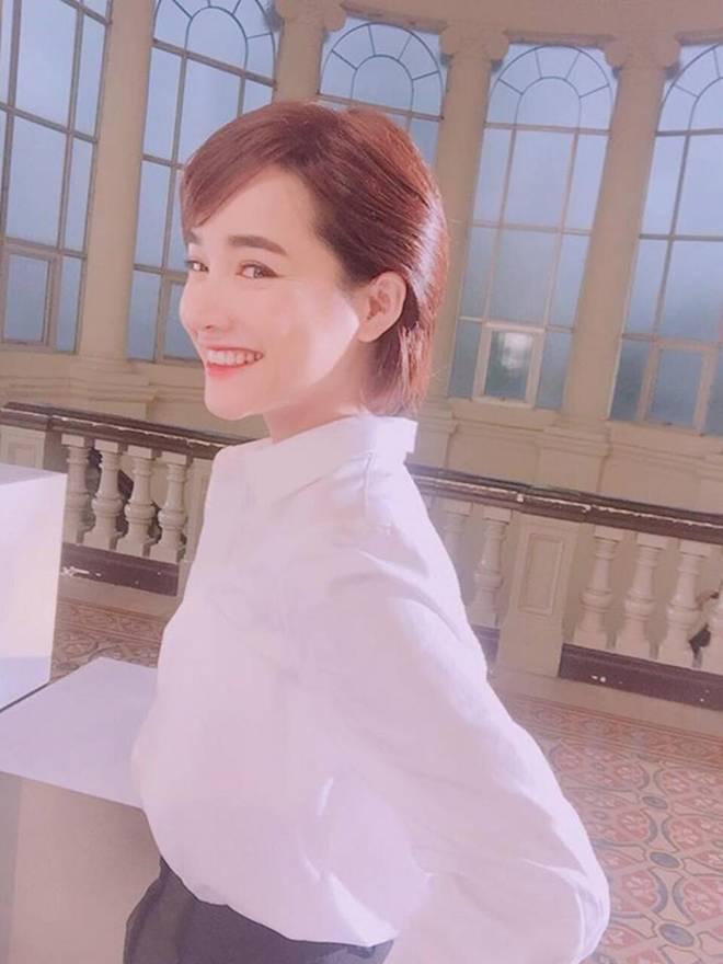 Sao Việt để tóc tomboy: HHen Niê, Hương Giang đẹp xuất sắc, Hari nhìn không nhận ra-9