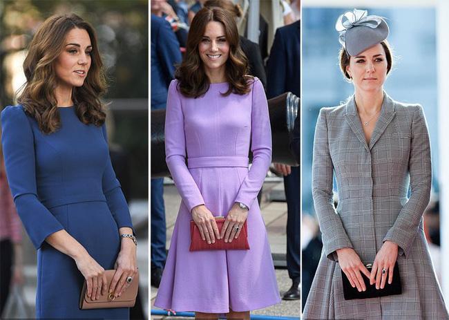 Chỉ cần nhìn vào tư thế bàn tay của Kate và Meghan đã thấy rõ tính cách khác biệt khó có thể dung hòa-1