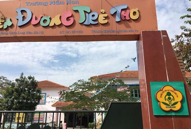 Cô giáo phủ nhận cấu vào vùng kín bé trai 4 tuổi ở Hà Nội-1