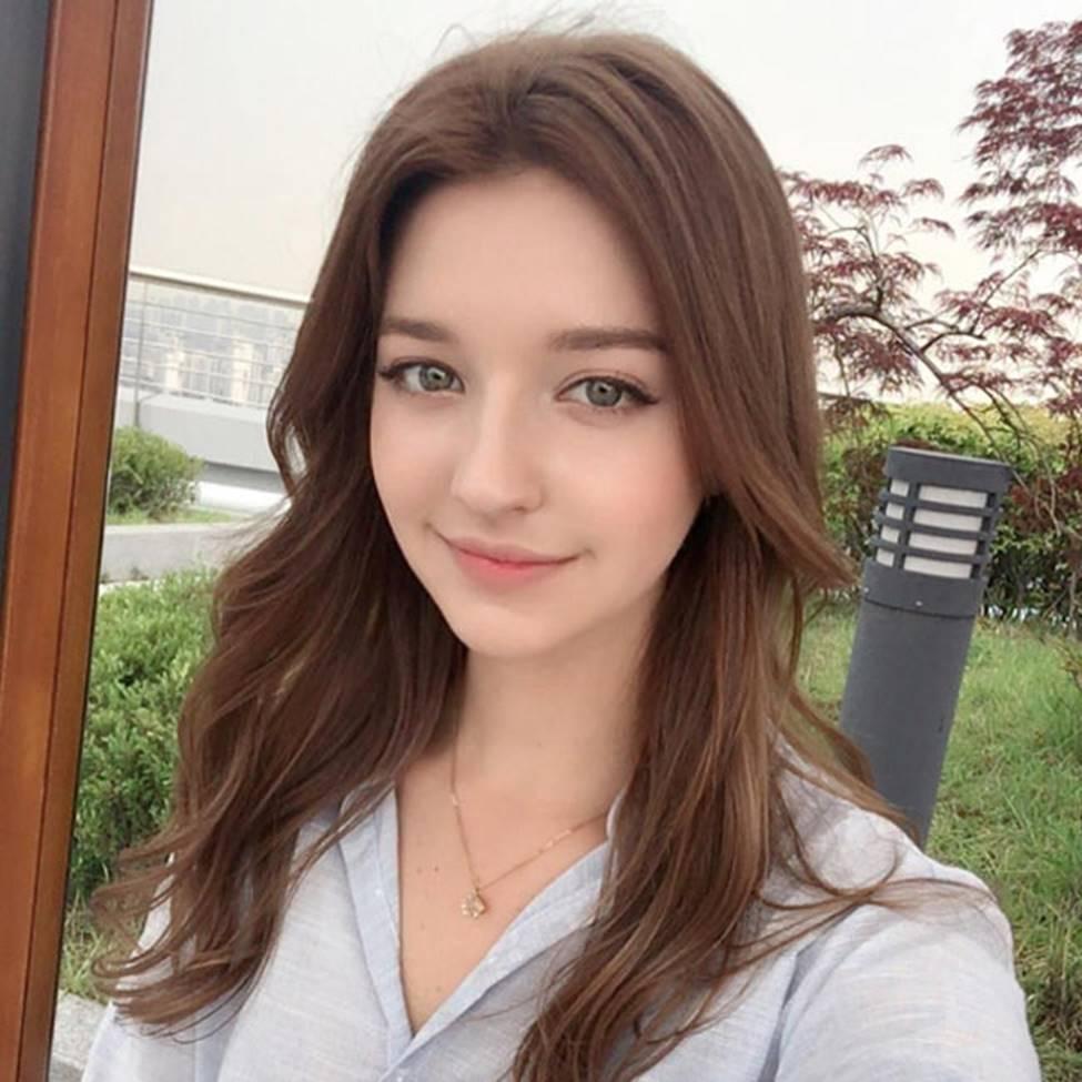 Cô gái Nga khiến giới trẻ châu Á mê mệt, được ví tiên nữ hạ thế-12