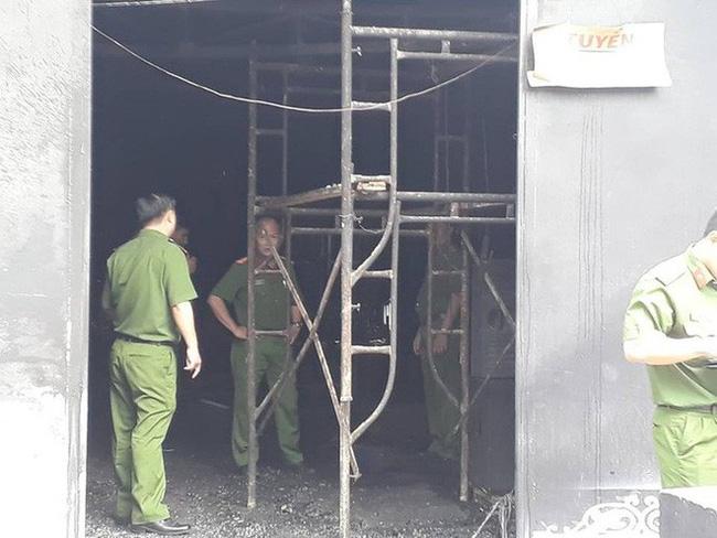 Vụ cháy nhà hàng 6 người chết ở Đồng Nai: Nạn nhân thứ 7 rất nguy kịch-1