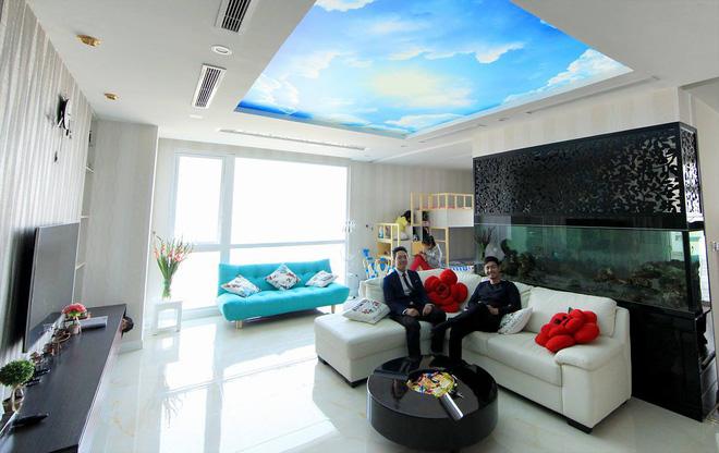 Cận cảnh căn hộ cao cấp, sang trọng nơi gia đình MC Phan Anh đang sống-1