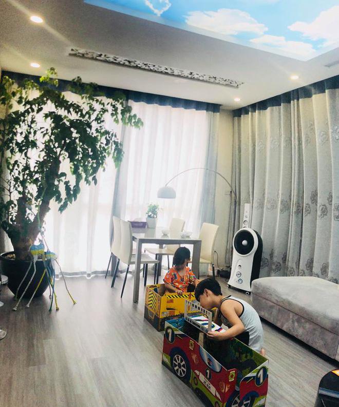 Cận cảnh căn hộ cao cấp, sang trọng nơi gia đình MC Phan Anh đang sống-10