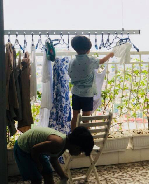 Cận cảnh căn hộ cao cấp, sang trọng nơi gia đình MC Phan Anh đang sống-16