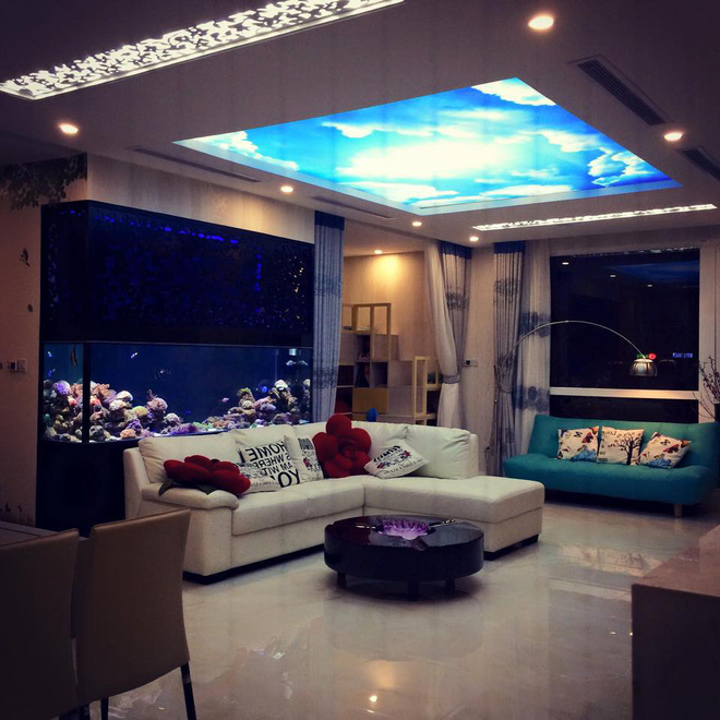 Cận cảnh căn hộ cao cấp, sang trọng nơi gia đình MC Phan Anh đang sống-2