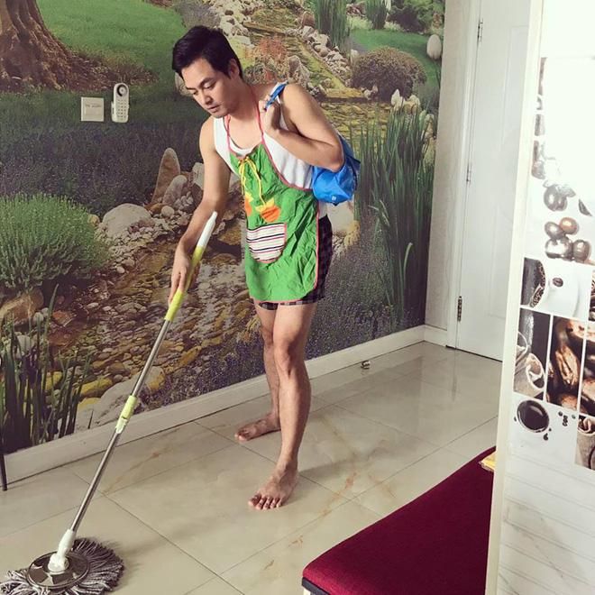 Cận cảnh căn hộ cao cấp, sang trọng nơi gia đình MC Phan Anh đang sống-3