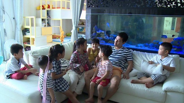 Cận cảnh căn hộ cao cấp, sang trọng nơi gia đình MC Phan Anh đang sống-6