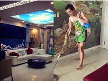 Cận cảnh căn hộ cao cấp, sang trọng nơi gia đình MC Phan Anh đang sống