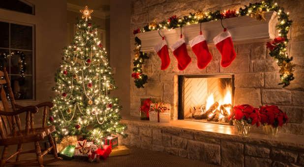 Choáng ngợp khung cảnh Noel ở các trường ĐH: Con nhà giàu sướng thật, đón Giáng sinh cũng chảnh hơn người!-3
