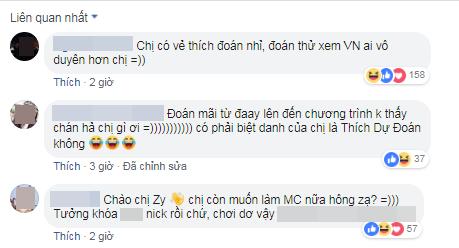 Dân mạng khủng bố tường nhà nữ MC kém duyên dẫn Quả bóng vàng 2018, hóa ra là bạn gái cũ của Mr. Cần Trô-9