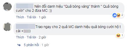 Dân mạng khủng bố tường nhà nữ MC kém duyên dẫn Quả bóng vàng 2018, hóa ra là bạn gái cũ của Mr. Cần Trô-7