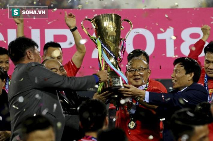 Báo Hàn Quốc: Tham vọng vĩ đại của HLV Park Hang-seo là đưa Việt Nam dự World Cup 2022-2