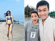 Chân dung nữ MC bị 'ném đá' vì dẫn vô duyên trong chương trình có Quang Hải, Anh Đức