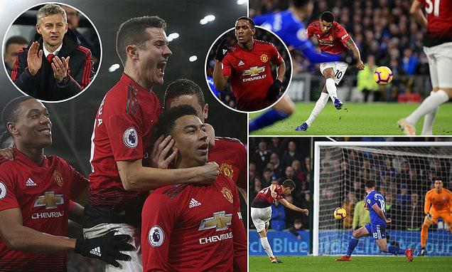 Nhìn Man Utd - Solskjaer mới thấy HLV Mourinho kém thế nào-1