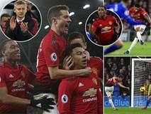 Nhìn Man Utd - Solskjaer mới thấy HLV Mourinho kém thế nào
