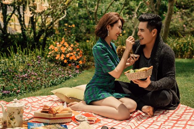 Trung Dũng: Không có chuyện phim giả tình thật với Thúy Ngân, đang yêu bạn gái kém gần 20 tuổi-7