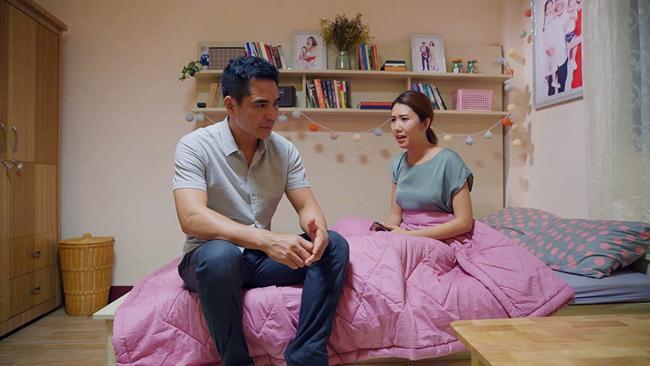 Trung Dũng: Không có chuyện phim giả tình thật với Thúy Ngân, đang yêu bạn gái kém gần 20 tuổi-3
