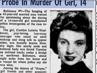 Thiếu nữ 14 tuổi bị giết hại bí ẩn, vết son kỳ lạ trên đùi nạn nhân 'làm khó' cảnh sát hơn nửa thế kỷ
