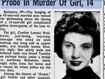 Thiếu nữ 14 tuổi bị giết hại bí ẩn, vết son kỳ lạ trên đùi nạn nhân