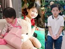 Ngắm loạt nhóc tỳ nhà sao Việt cực dễ thương trong loạt ảnh Giáng sinh, bất ngờ nhất là cô tiểu thư này