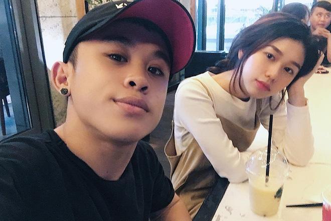 Sau 2 năm chia tay bạn gái người mẫu, chàng lùn 1m26 Trần Xuân Tiến đang hẹn hò với người mới xinh như hot girl?-8