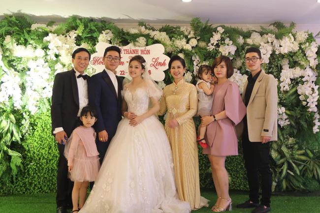 """Con trai NS Lan Hương làm đám cưới dù từng lo ế"""" vì mẹ gắn mác mẹ chồng khó tính, nhan sắc cô dâu gây bất ngờ-4"""