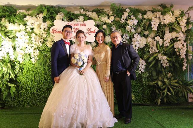 """Con trai NS Lan Hương làm đám cưới dù từng lo ế"""" vì mẹ gắn mác mẹ chồng khó tính, nhan sắc cô dâu gây bất ngờ-6"""