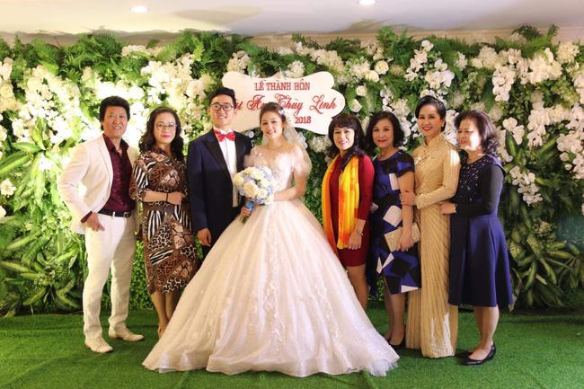 """Con trai NS Lan Hương làm đám cưới dù từng lo ế"""" vì mẹ gắn mác mẹ chồng khó tính, nhan sắc cô dâu gây bất ngờ-2"""